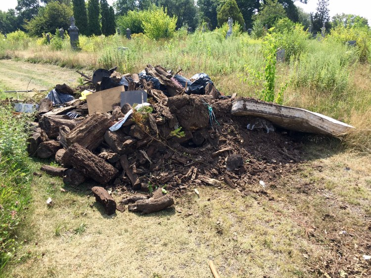 September Illegal Dumping